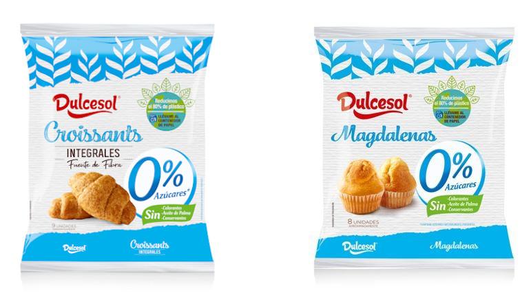 Dulcesol continúa su apuesta por los envases sostenibles en su nueva línea
